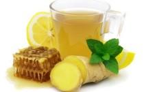 Lemon and Honey Water