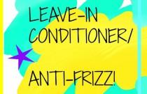BBLUNT Anti-Frizz Leave-in Cream Review