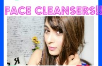FAVOURITE FACE CLEANSERS!