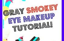 GRAY SMOKEY EYE| ULTA BEAUTY|