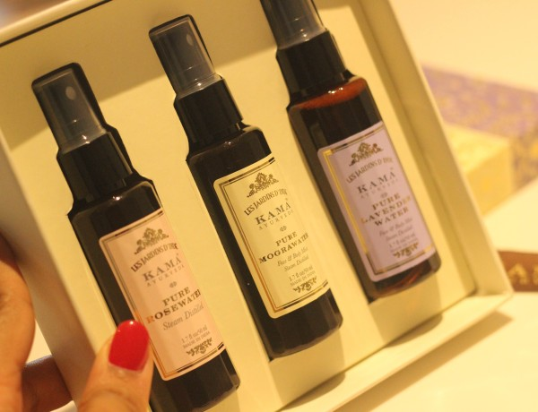 KAMA AYURVEDA FACE AND BODY MIST REVIEW
